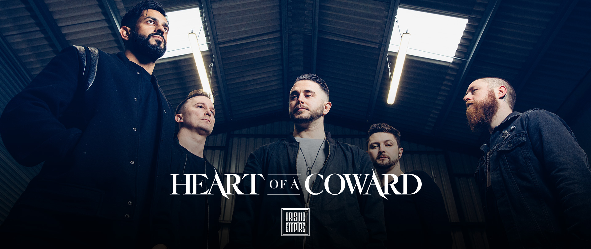 Heart Of A Coward at Arising Empire • Official Online Shop / EN