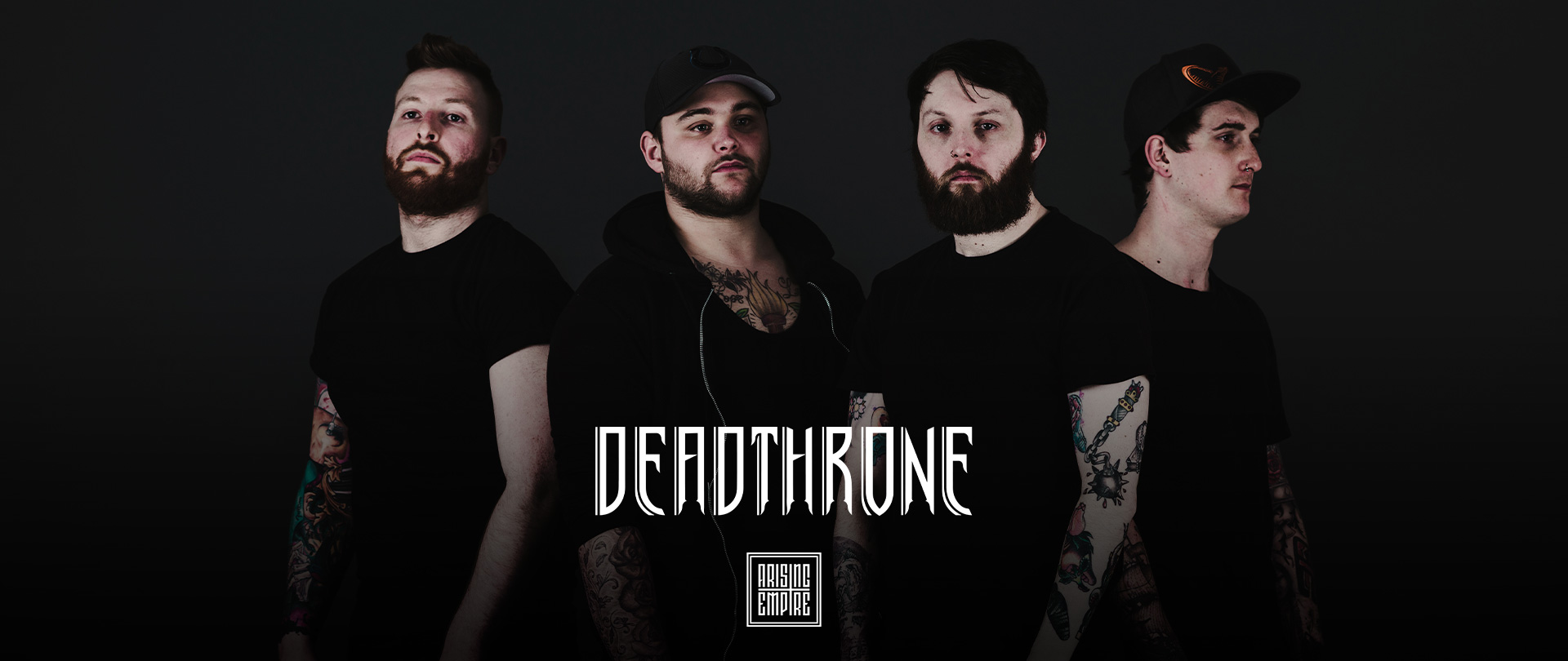 Deadthrone at Arising Empire • Official Online Shop / EN