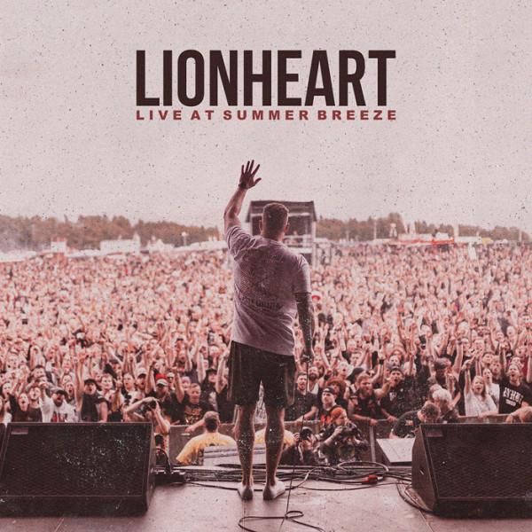 LIONHEART - Live At Summerbreeze CD
