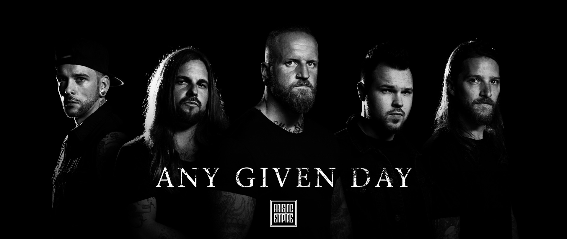 Any Given Day at Arising Empire • Official Online Shop / EN