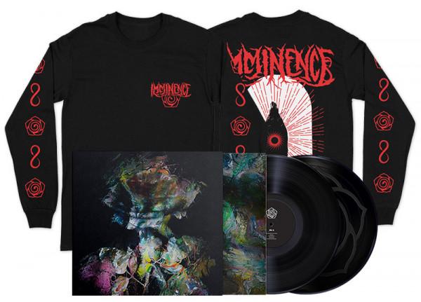 IMMINENCE - Heaven In Hiding Bundle - Longsleeve Vinyl