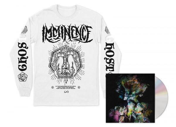 IMMINENCE - Heaven In Hiding/Ghost Bundle - Longsleeve CD