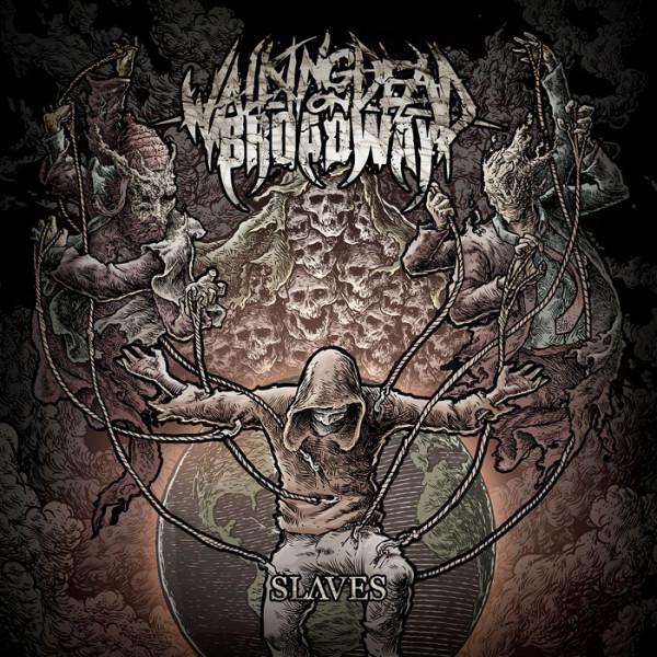 WALKING DEAD ON BROADWAY - Slaves CD