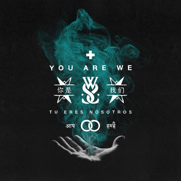 """WHILE SHE SLEEPS - You Are We 12"""" DO-LP"""