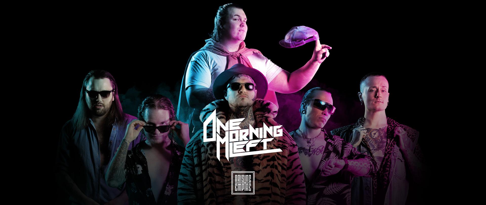 One Morning Left at Arising Empire • Offizieller Online Shop
