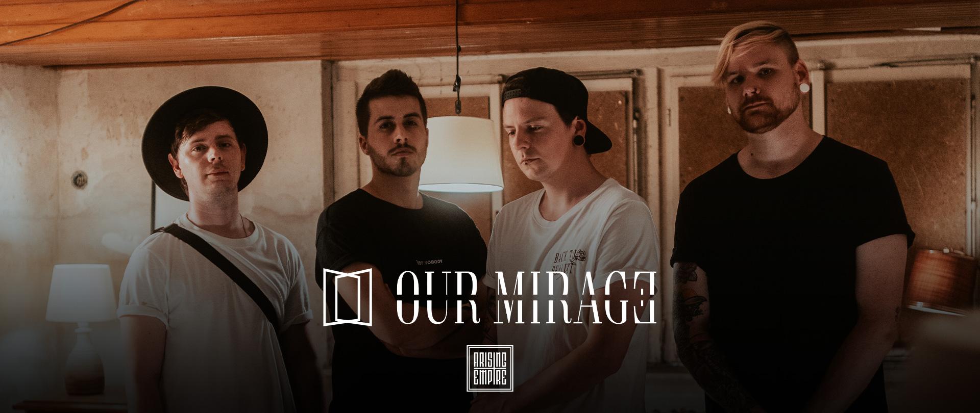 Our Mirage at Arising Empire • Official Online Shop / EN