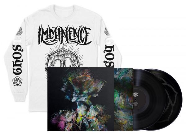 IMMINENCE - Heaven In Hiding/Ghost Bundle - Longsleeve Vinyl