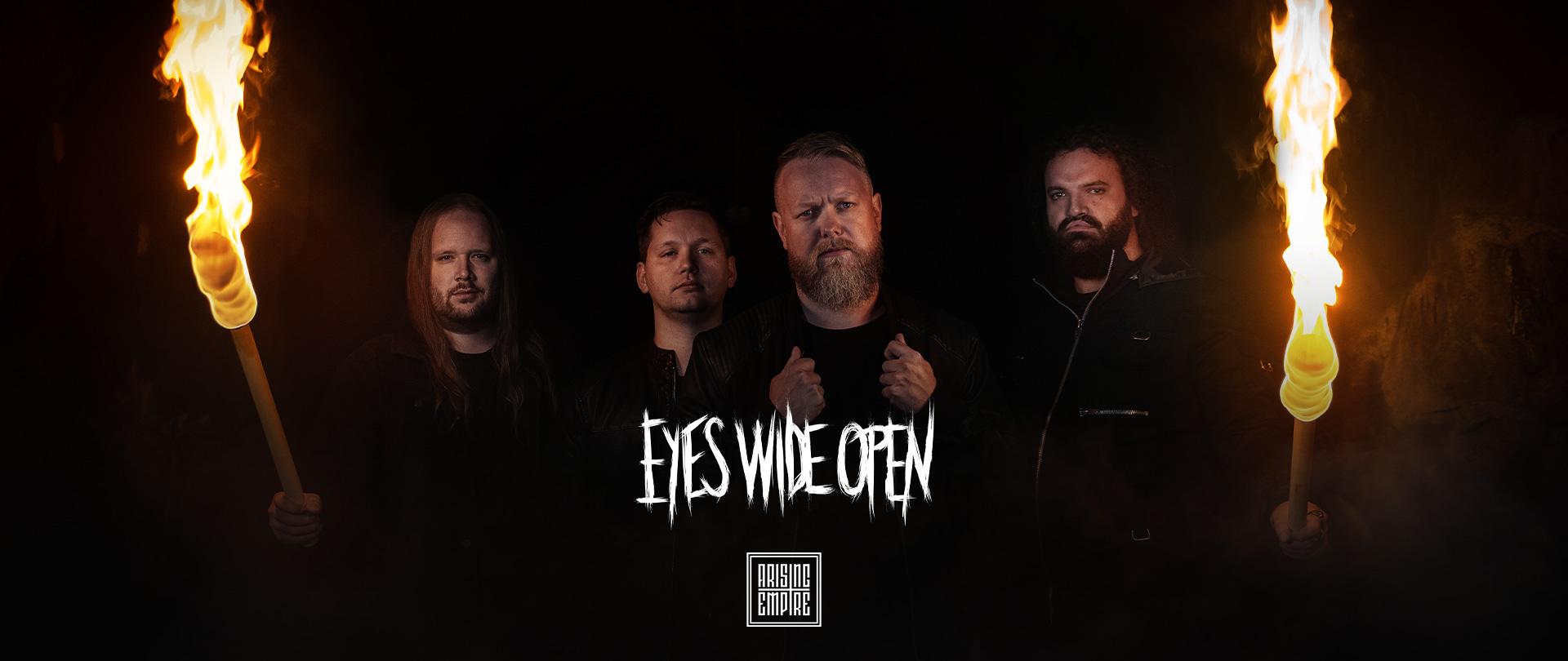 Eyes Wide Open at Arising Empire • Official Online Shop / EN