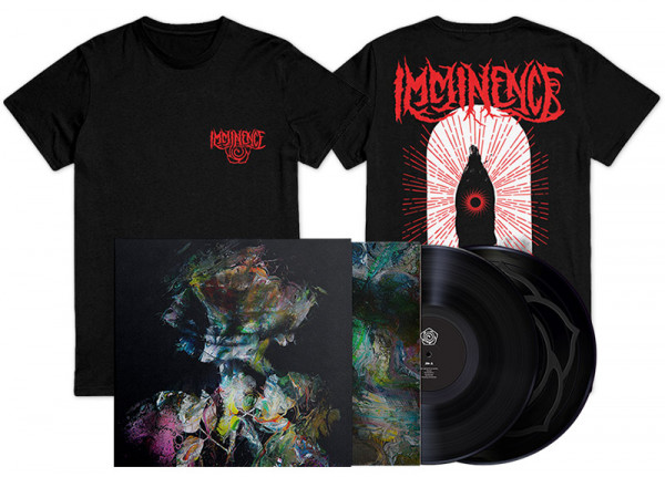 IMMINENCE - Heaven In Hiding Bundle - T-Shirt Vinyl