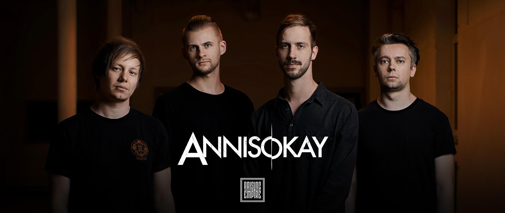 Annisokay at Arising Empire • Offizieller Online Shop