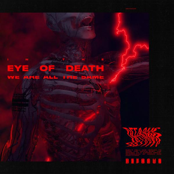 DEFOCUS - In The Eye Of Death CD